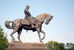 11 listopada pomnik Piłsudskiego