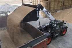 ładowarki agri bobcata wyposażenie