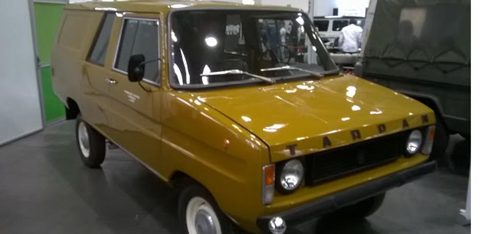 Tarpan – rozbudzone nadzieje na uniwersalny samochód dla rolnika