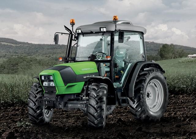 Deutz-Fahr traktor seria 5D