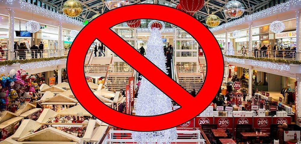 Zakaz handlu wniedzielę – już wnowym roku?