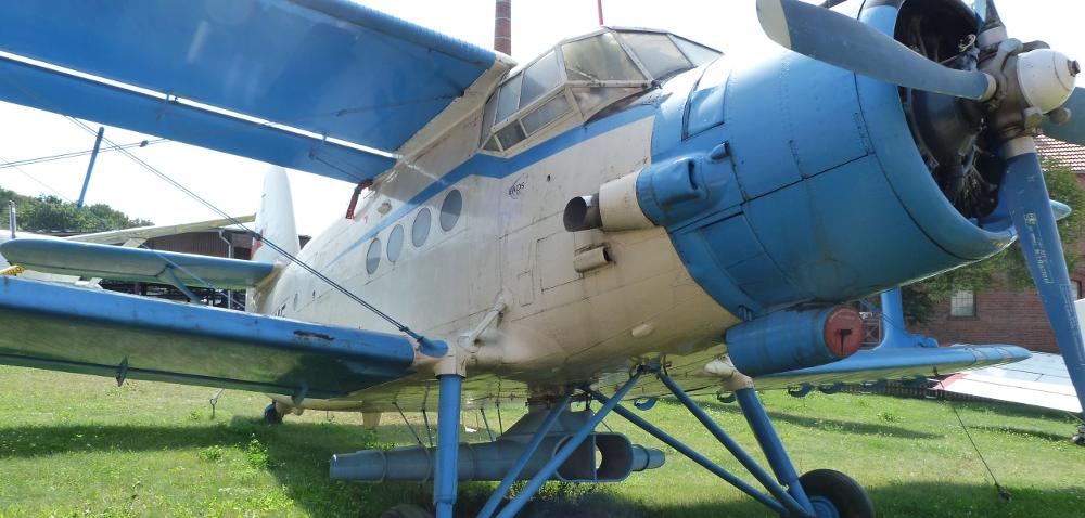 Agrolotnictwo. Podniebni rolnicy iich niesamowite samoloty