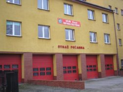 Budynek PSP wWołowie