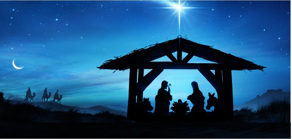 Narodziny Jezusa wbetlejemskiej stajence