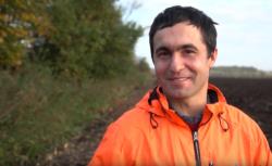 Tomasz Lichtarski, rolnik zBiestrzykowa