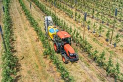 Ciągniki sadownicze Kubota M5001N wwinnicy