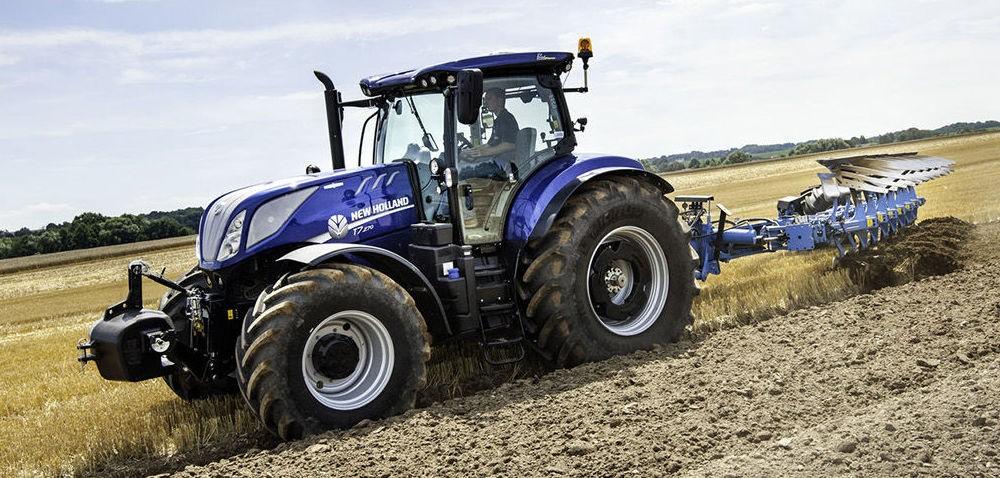 Rynek ciągników rolniczych w2017 roku – podsumowanie sprzedaży