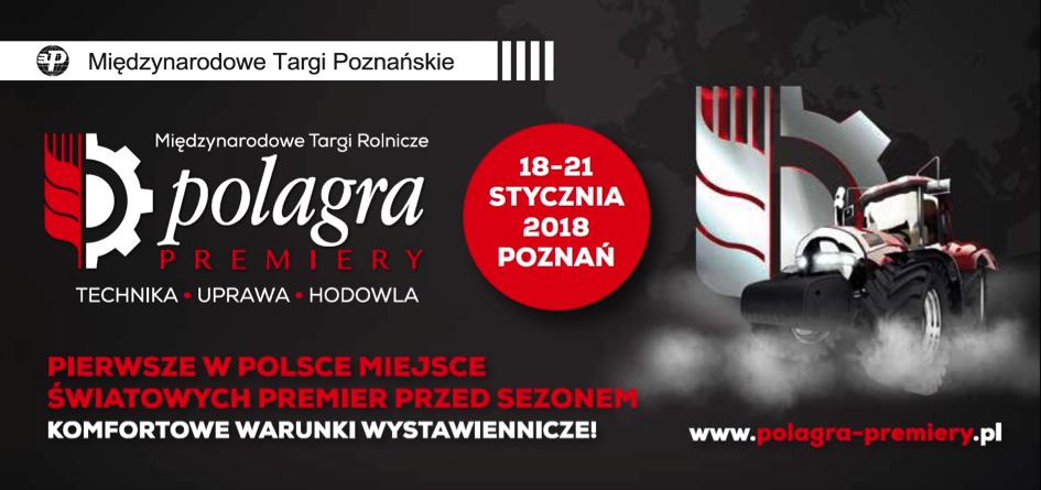 Targi Polagra-Premiery 2018