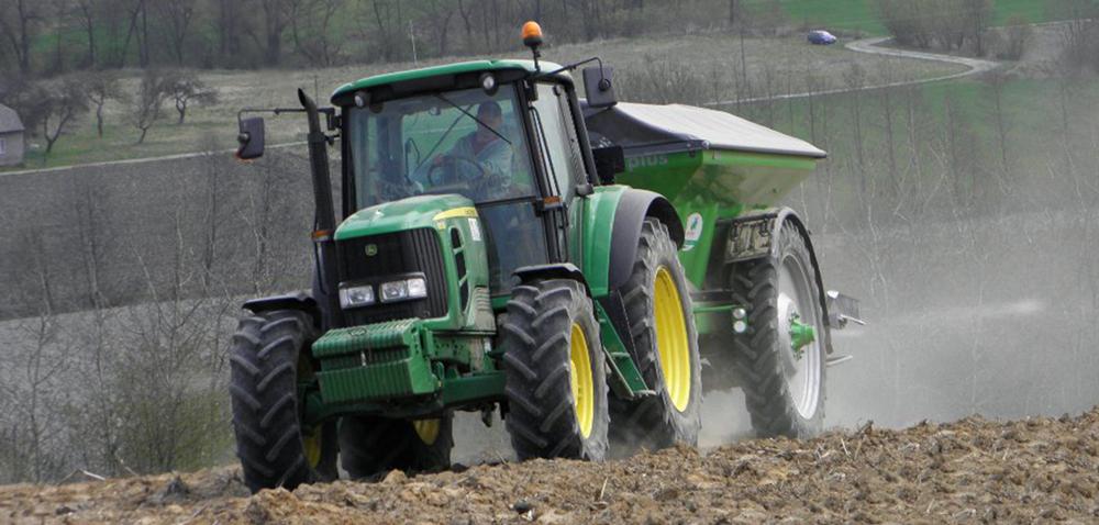 Wapnowanie gleby wiosną to dobry pomysł!