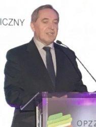 H. Kowalczyk, minister środowiska