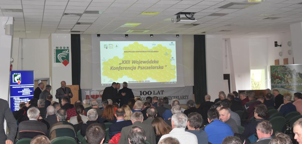 Konferencja pszczelarska – spotkanie nie tylko dla zawodowców