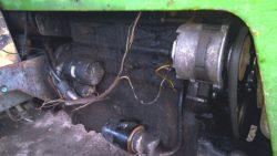 alternator wciągniku