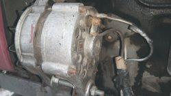 alternator ciągników