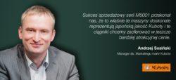 Promocja na ciągniki Kubota Andrzej Sosiński – Kubota