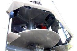 Dwubębnowy adapter pionowy