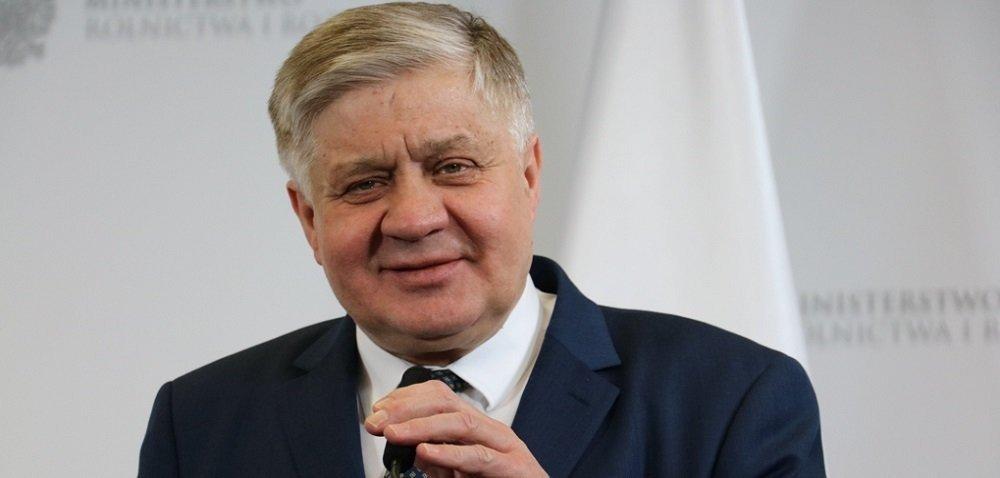 Dymisja ministra rolnictwa Krzysztofa Jurgiela. Kto go zastąpi?