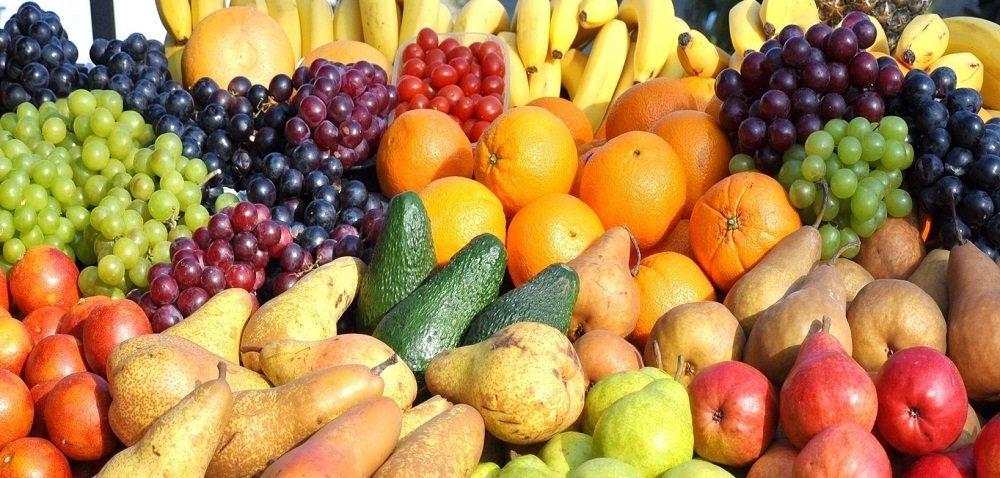 Spożycie owoców wzrosło