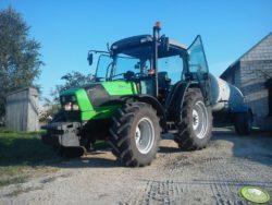 Deutz-Fahr Agroplus 310 Ecoline