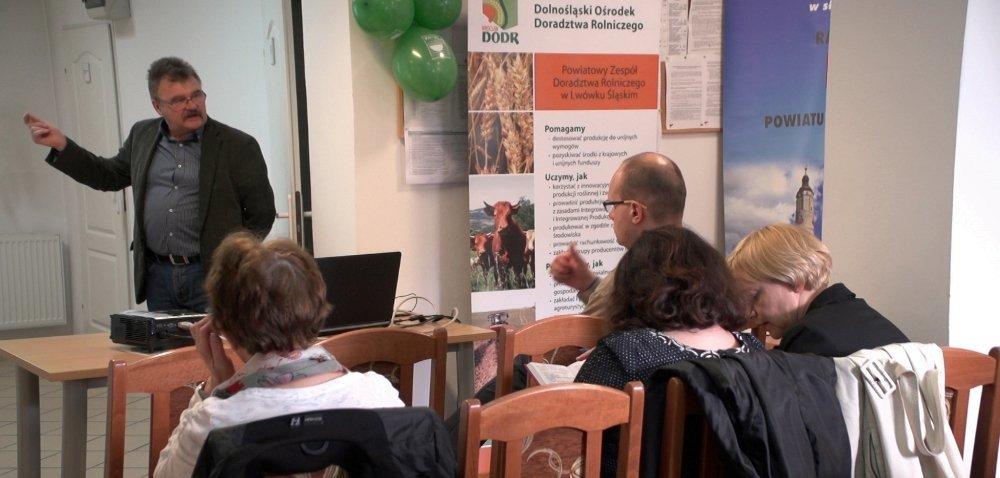 ARiMR szkoli rolników zwypełniania e-wniosków