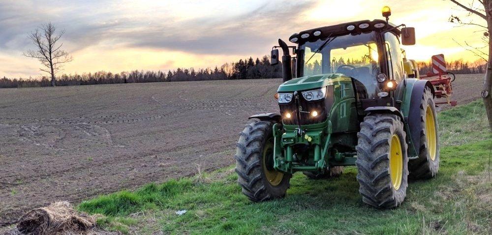 Rynek ciągników rolniczych na początku maja