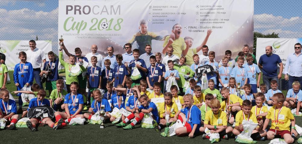 PROCAM CUP 2018: wideorelacja zturnieju!