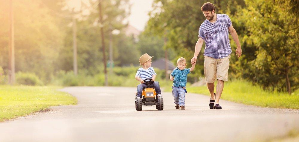 Dzień Ojca zAgriTrac. Jaki ciągnik dla taty?