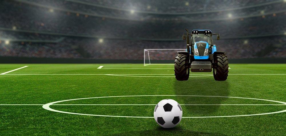 Mundial zAgriTrac. Piłka jest okrągła, aciągnik…?