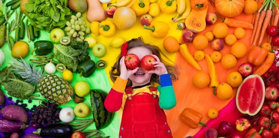 Darmowe warzywa, owoce inabiał dla uczniów
