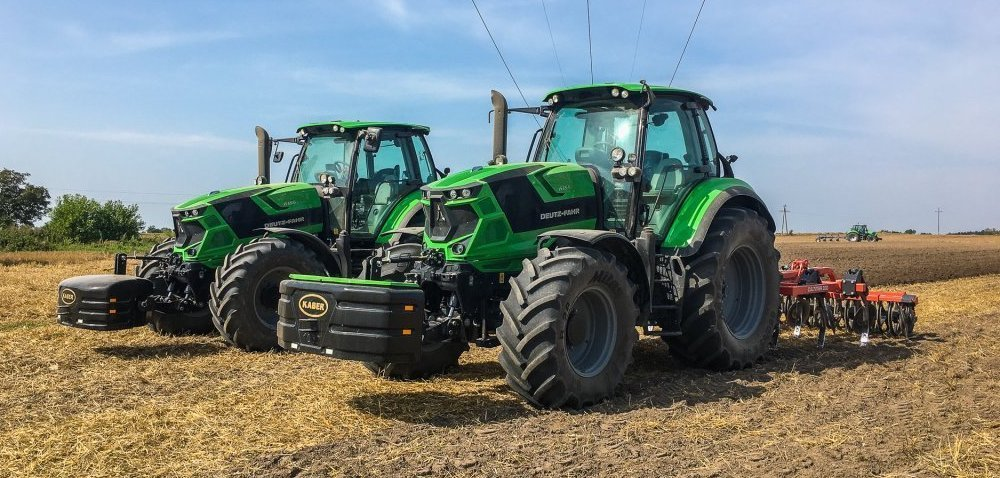Sprzedaż ciągników po 20 dniach lipca. Potrzeby rolników rosną