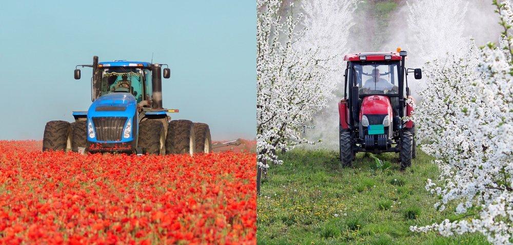 Jaki jest największy traktor wMałej iWielkiej Wsi?