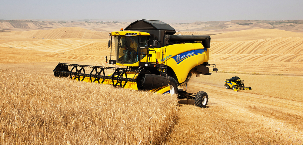 Kombajny New Holland – Co oferuje czołowy producent?