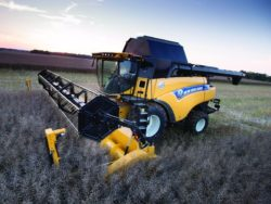 kombajny new holland cr