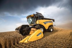 kombajny cx new holland