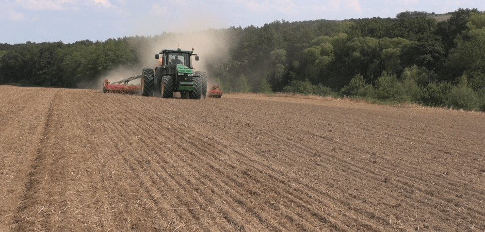 Rolnicy zakasają rękawy! Trwa siew rzepaku ozimego [WIDEO]