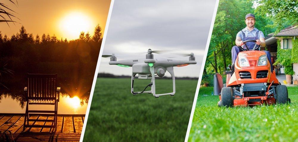Drony mają wspomóc starzejących się rolników! [Aktualności]