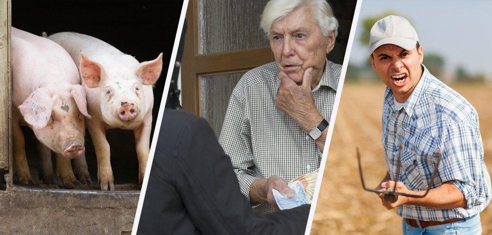 Uwaga na oszustów! Wyłudzają pieniądze od rolników!