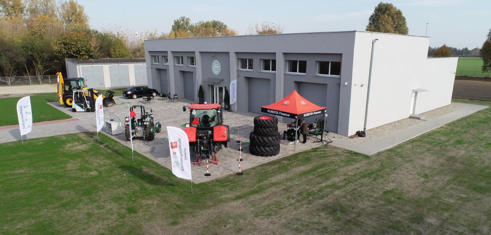 Inauguracja Centrum Rolnictwa Precyzyjnego