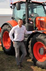 Dyrektor sprzedaży maszyn rolniczych Kubota