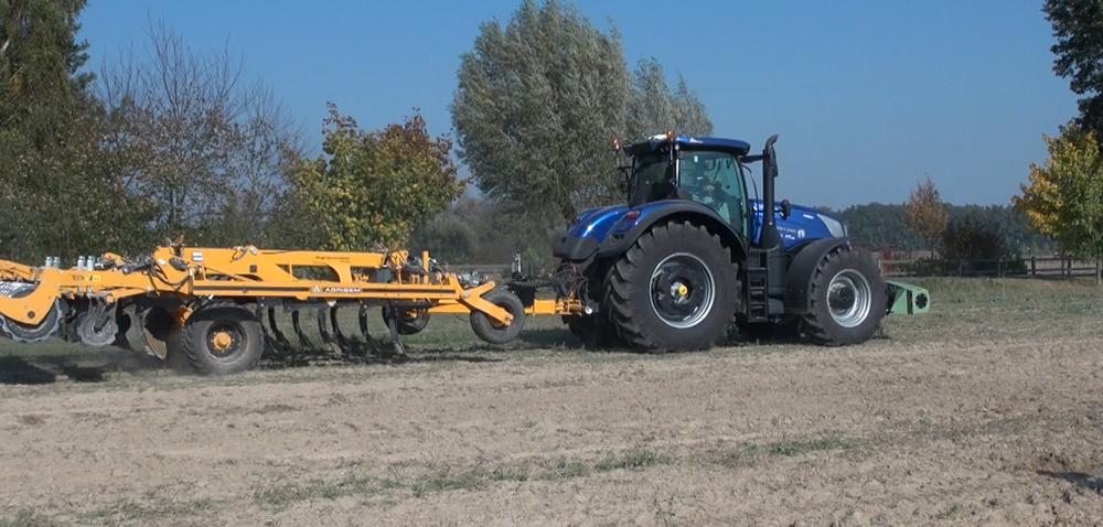Rolnictwo precyzyjne wwydaniu New Holland