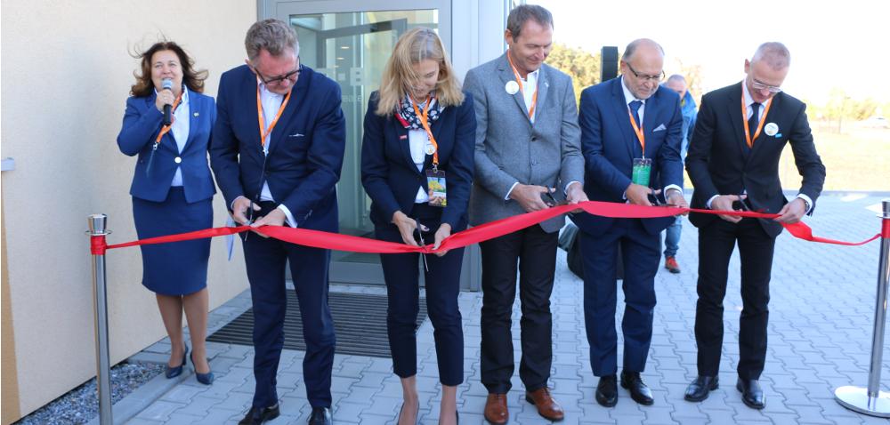 Pierwsza stacja hodowli roślin BASF otwarta!