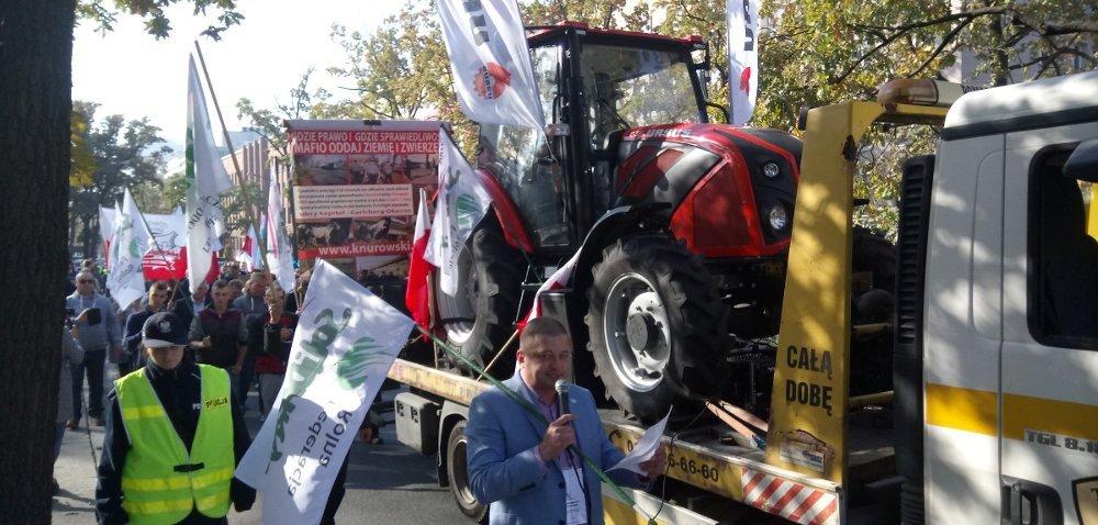 Rolnicy zablokują drogi? Zapowiadają protesty