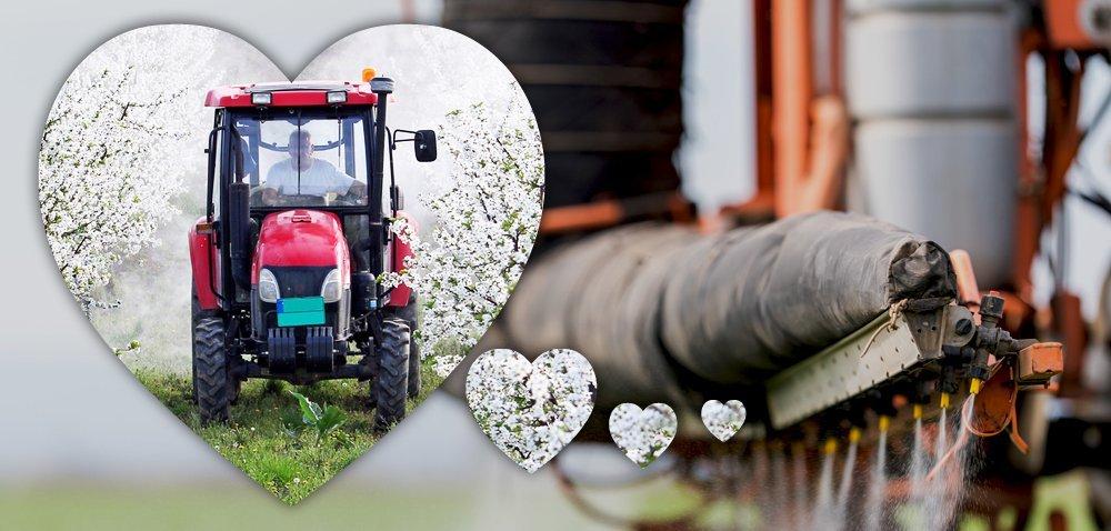 Z jakimi ciągnikami lubią pracować maszyny rolnicze?