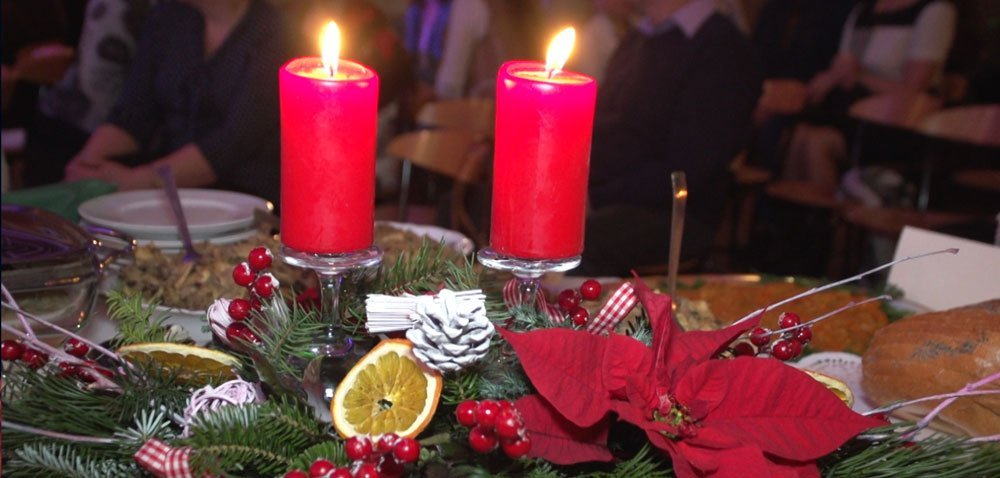 Tradycje świąteczne na wsi