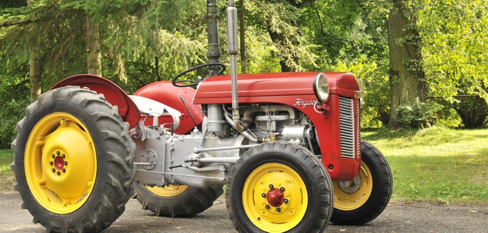 Ciągniki zCiechanowca 2 – kolekcja motoryzacji rolniczej