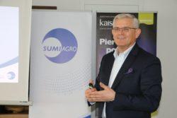 Tomasz Malczewski - prezes firmy Sumi Agro Poland