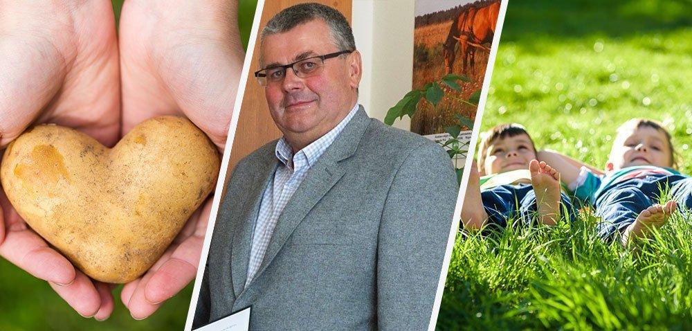 Ziemniaki nie wmundurkach, azflagą [Aktualności]
