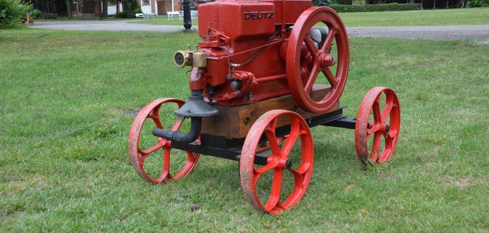 """Silniki – urządzenia, które """"rozruszały"""" światowe rolnictwo!"""