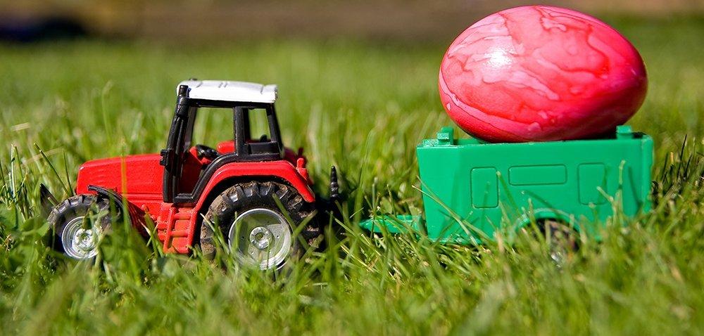 Jakie ciągniki rolnicze rejestrujemy wWielkim Tygodniu?