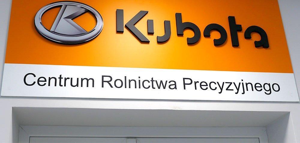 Centrum Rolnictwa Precyzyjnego Kubota – kuźnia specjalistów