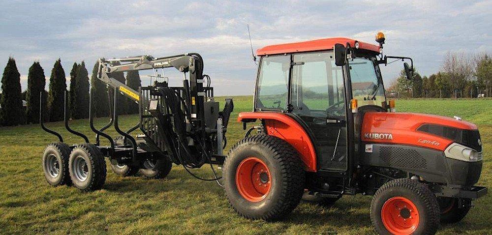 Rośnie sprzedaż małych traktorów